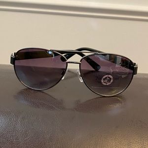 Juicy Couture Metal Aviator Sunglasses 🕶